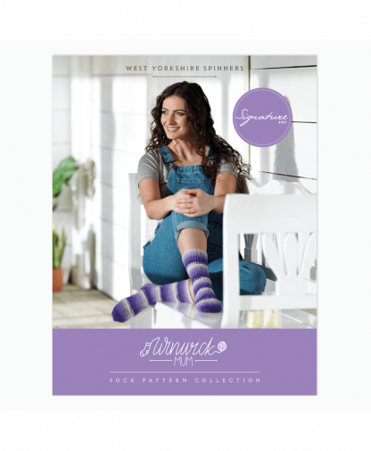 West Yorkshire Spinners - Winwick Mum Sock Pattern Collection