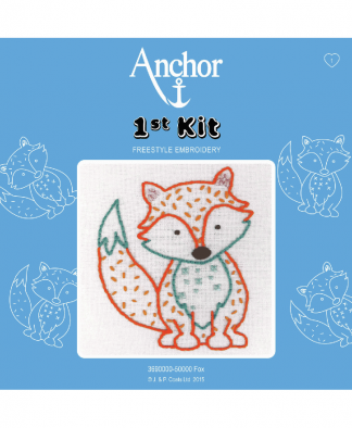 Anchor 1st Kit - Freestyle Embroidery