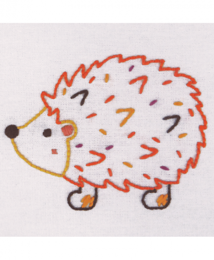 Anchor 1st Kit - Freestyle Embroidery - Hedgehog (50001)