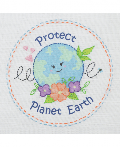 Anchor 1st Kit - Freestyle Embroidery - Love Earth (50003)