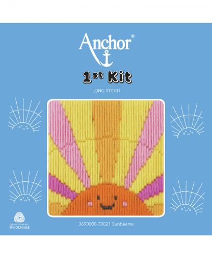 Anchor 1st Kit - Long Stitch
