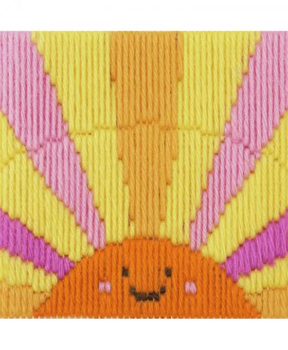 Anchor 1st Kit - Long Stitch - Sunbeams (30021)