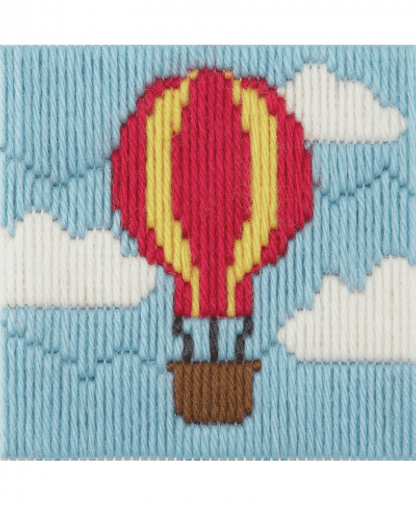 Anchor 1st Kit - Long Stitch - Up and Away! (30023)