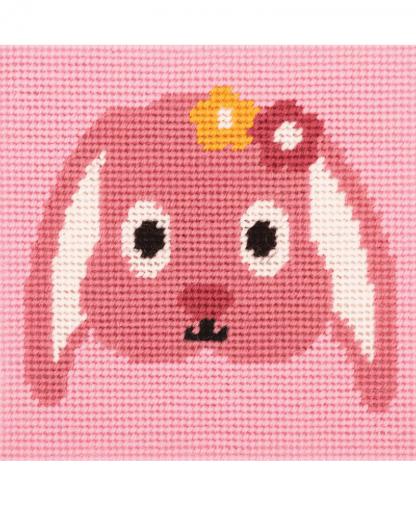 Anchor 1st Kit - Needlepoint Tapestry - Happy Rabbit (20027)