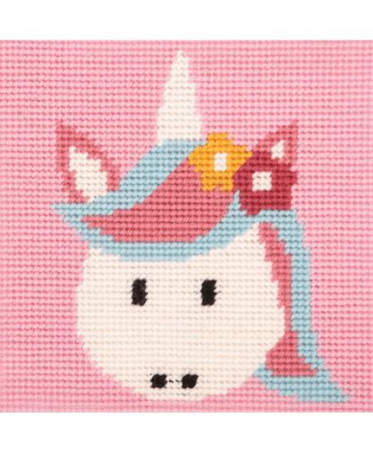 Anchor 1st Kit - Needlepoint Tapestry - Magic Unicorn (20029)