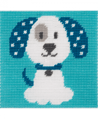 Anchor 1st Kit - Needlepoint Tapestry - Puppy Love (20022)
