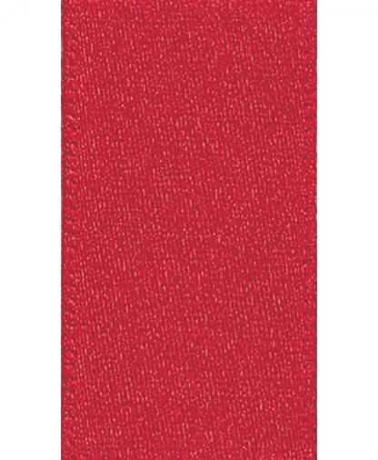Berisfords Newlife Satin Ribbon - 15mm - Red (250)