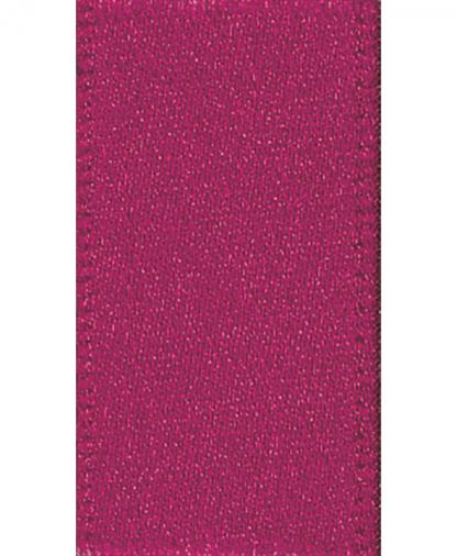 Berisfords Newlife Satin Ribbon - 15mm - Wine (17)