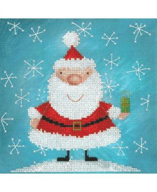 My Cross Stitch - Santa Claus (IOCS02)