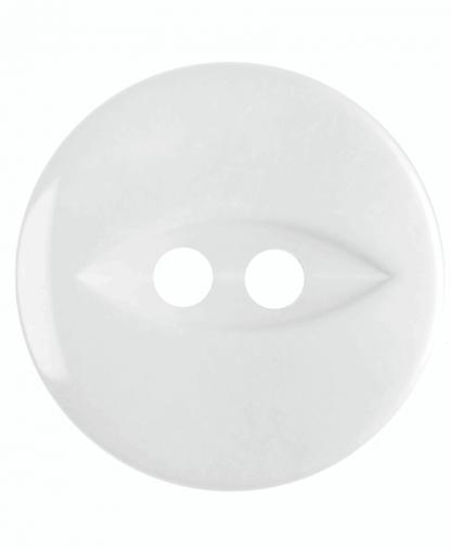 Round Fisheye Button - 30 Lignes (19mm) - Clear (G033930\1)