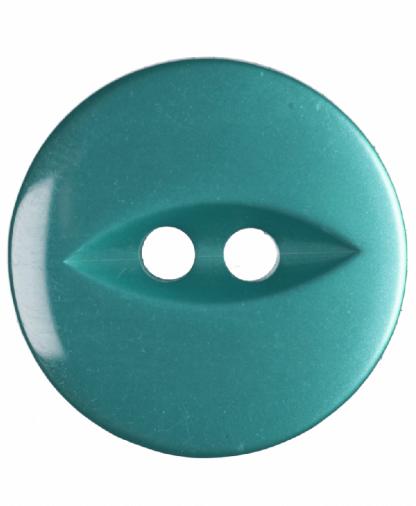 Round Fisheye Button - 30 Lignes (19mm) - Jade (G033930\25)