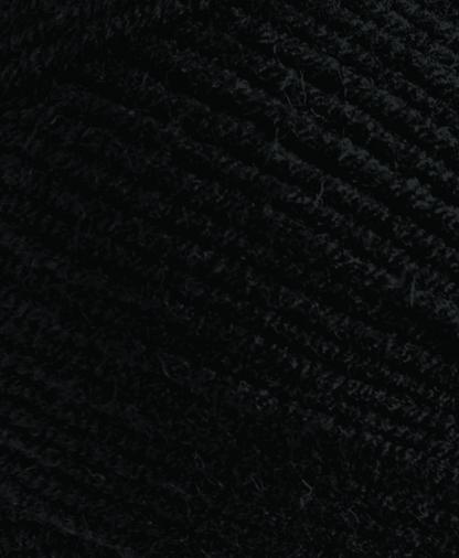 Sirdar Hayfield Soft Twist DK - Black (263) - 100g