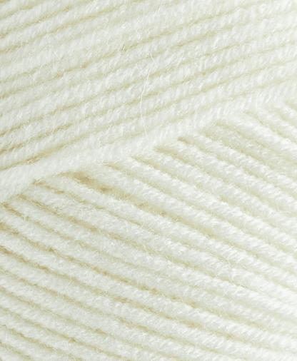 Sirdar Hayfield Soft Twist DK - Ivory (251) - 100g