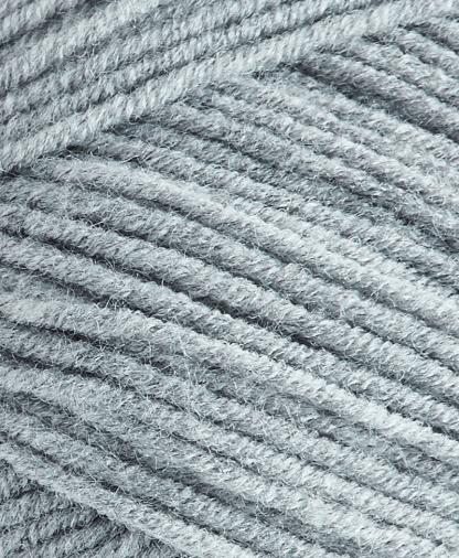 Sirdar Hayfield Soft Twist DK - Silver (252) - 100g