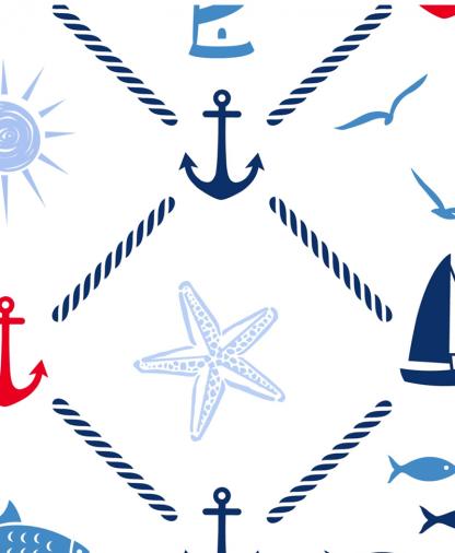 Craft Cotton Co - New England Nautical
