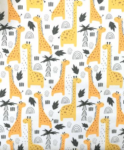Craft Cotton Co - Animals Delight - Giraffe