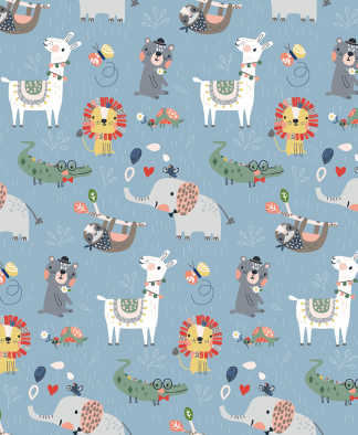Craft Cotton Co - Wild About You - Fabric Collection