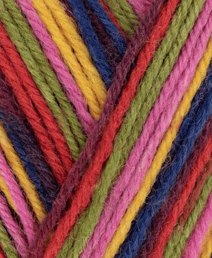 West Yorkshire Spinners ColourLab DK - Zandra Rhodes - Zandra's Rainbow (1033) - 100g